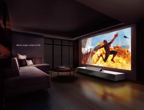 A Home Theater Experience for Any Room Size