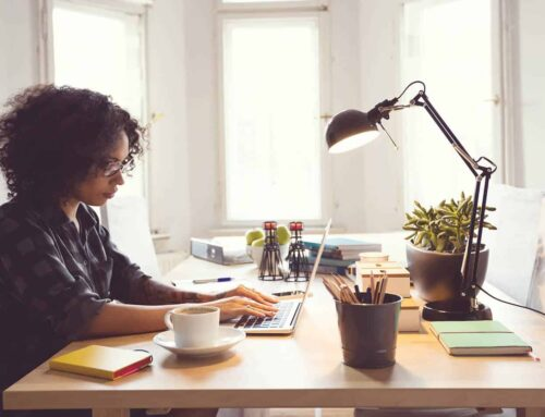 How to Setup Your Home Office Video Conferencing